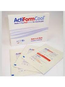 Actiform Cool Hydrogel Dressing 10 cm x 10cm Pack of 5