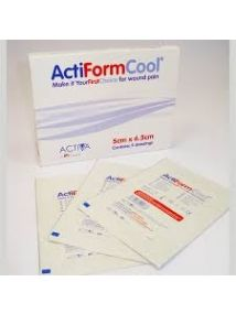 Actiform Cool Hydrogel Dressing 20X20CM Pack of 3