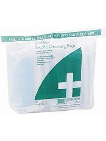 Dressing pack sterile spec 10 ALVITA Pack of 12