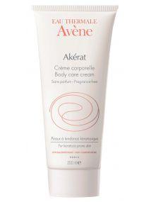 Eau Thermale Avene Akerat Body Care Cream 200ml