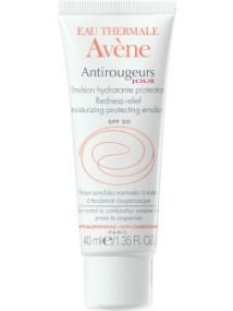Eau Thermale Avene Antirougeurs Jour Cream for Dry to Very Dry Skin SPF20 40ml