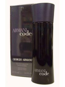 Giorgio Armani Armani Code for Men Eau de Toilette Spray 75ml