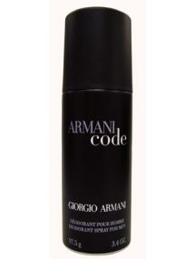 Giorgio Armani Armani Code for Men Deodorant Spray 150ml