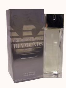 Emporio Armani Diamonds for Men Eau de Toilette Spray 75ml