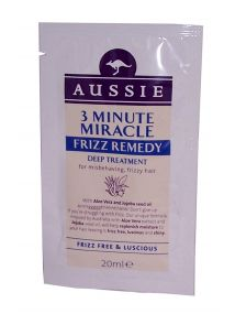 Aussie 3 Minute Miracle Frizz Remedy 20ml