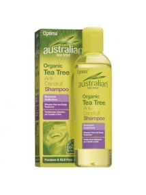 Optima Australian Tea Tree Anti-Dandruff Shampoo 250ml