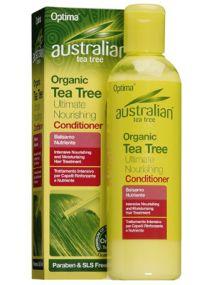 Optima Australian Tea Tree Ultimate Nourishing Conditioner 250ml