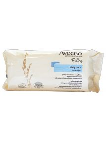 Aveeno Active Naturals Baby Daily Care Baby Wipes x72