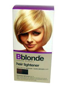 Jerome Russell Bblonde Hair Lightening Bleaching Kit Medium - Dark Brown Hair