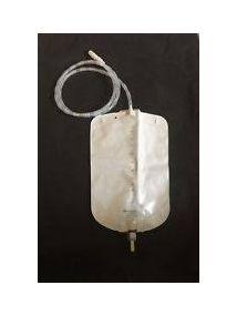 "Uriplan D7M leg bag 4"" 750ml Pack of 10"