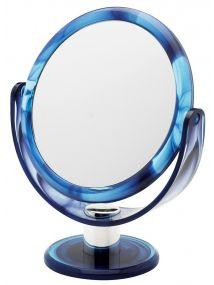 Danielle Swirl Blue Vanity Mirror Style No. D1068DB