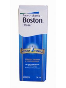 Bausch & Lomb Boston Hard & Gas Permeable Contact Lense Cleaner 30ml