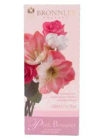 Bronnley Pink Bouquet Body Wash 250ml