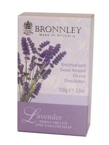 Bronnley Lavender Soap 100g