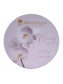 Bronnley Orchid Dusting Powder 75g