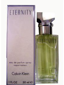 Calvin Klein Eternity Eau de Parfum Spray 30ml