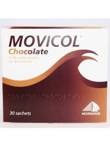 Movicol sachets 13.8 g / sachet  Chocolate Pack of 30