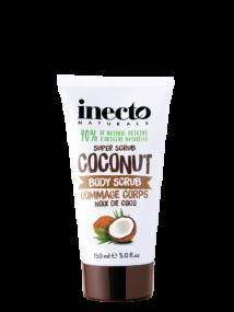 Inecto Naturals Super Scrub Coconut Body Scrub 150ml