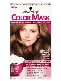 Schwarzkopf Color Mask Permanent Colour 700 Dark Blonde