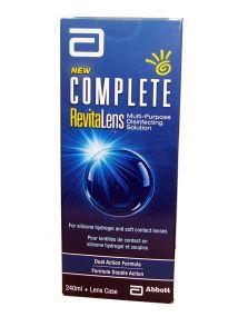 Complete RevitaLens Multi-Purpose  Solution