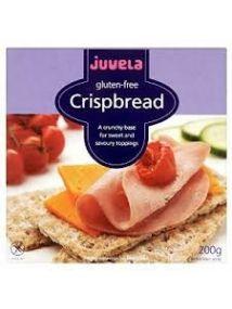 Juvela Gluten-free Crispbread 200g