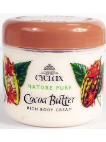Cyclax Nature Pure Cocoa Butter Rich Body Cream 300ml