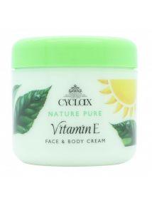 Cyclax Nature Pure Vitamin E Face & Body Cream 300ml