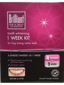Brilliant Tooth Whitening Kit One Week