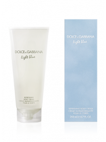 Dolce & Gabbana Light Blue Body Cream 200ml