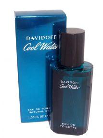Davidoff Cool Water for Men Eau de Toilette Spray 40ml