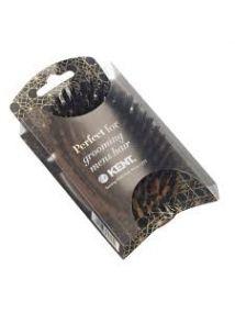 Kent Mens Military Natural Bristle Hair Brush PF22