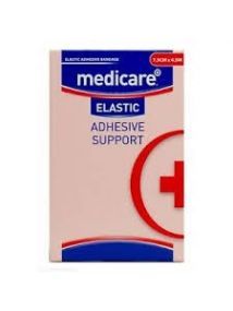 Medicare elastic adhesive support 10cmx4.5m for sprains & strains
