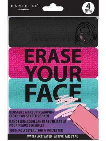 Danielle Erase Your Face 4 Cloths