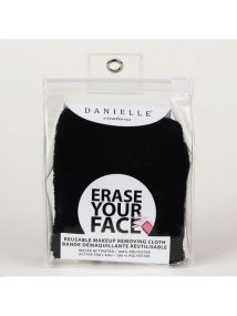 Danielle Erase Your Face Cloth Black