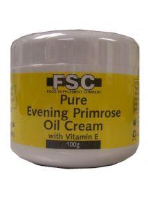 Pure Evening Primrose Oil Cream with Vitamin E