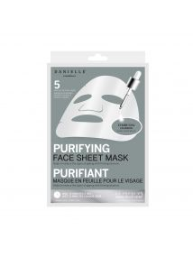 Danielle PURIFYING Face Sheet Mask with CHARCOAL