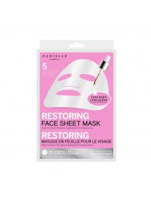 Danielle RESTORING Face Sheet  Mask with COLLAGEN