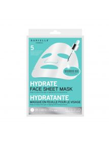 Danielle HYDRATING Sheet  Face Mask with Hyaluronic Acid