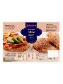 Juvela Gluten-free Bread Rolls Fibre 85g 5 Pack