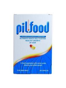 Pilfood Hair Supplement 100 Capsules