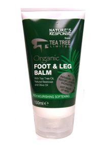 Tea Tree Foot & Leg Balm 150ml