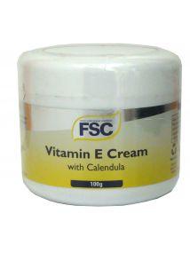 Natural Source Vitamin E Cream with Calendula 100g