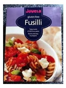 Juvela Gluten-free Pasta Fusilli 500g