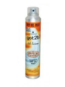 Schwarzkopf got2b Oil-licious Weightless Dry Oil Mist 200ml