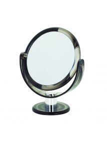 Danielle Swirl Grey Vanity Mirror Style No. D1068GR