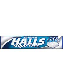 Halls Original Sugar Free Mentho-lyptus Sweets 32g