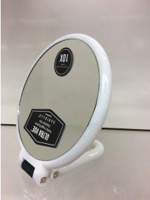 Danielle Hand Held  ALABASTER  Acrylic Mirror Style No. D1067AL