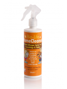 HomeCleanse Anti-Allergen Spray for Furnishings and Fabrics 350ml