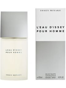 Issey Miyake L'Eau D'Issey Pour Homme EDT Natural Spray 125ml