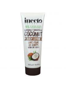 Inecto Naturals Superbly Smoothing Coconut Body Lotion 250ml